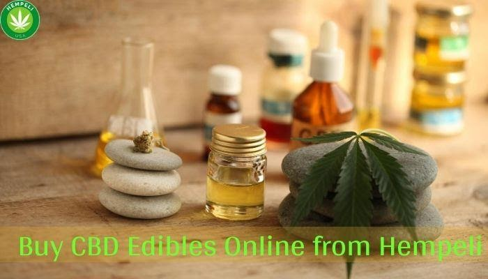 Buy CBD Edibles Online from Hempeli